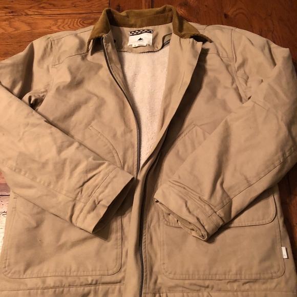 Burton Jackets & Blazers - Burton Barn Coat